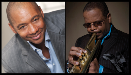 Branford Marsalis and Terence Blanchard