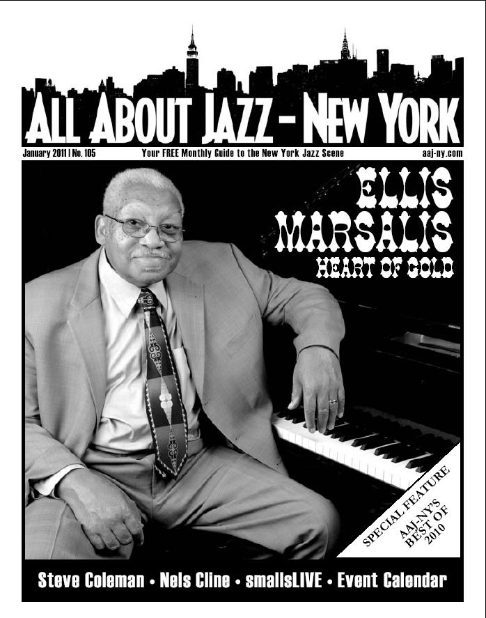 AAJNY Ellis Marsalis cover image