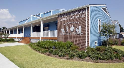 Ellis Marsalis Center for Music Outside